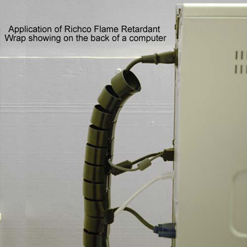 Richco Flame Retardant Wrap application - icon