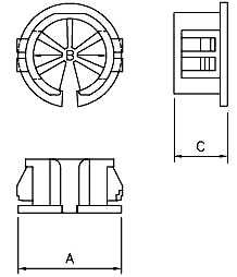 Snap Bushing Specifications