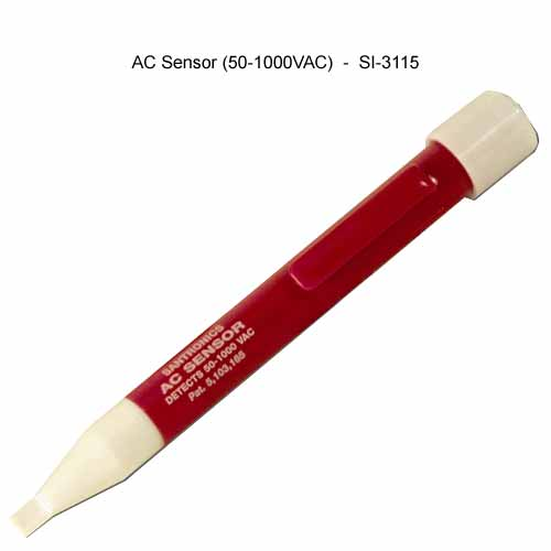 santronics ac sensor model si-3115 - icon
