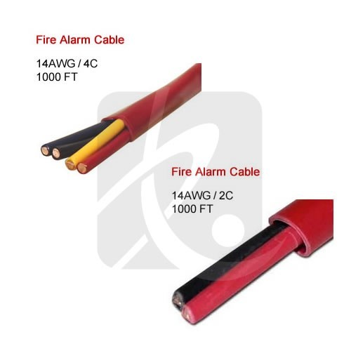 Fire Alarm Cable - icon