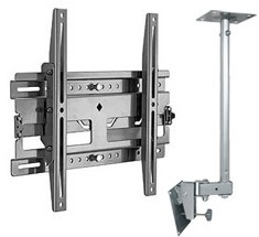 fixed monitor mounts, flat screen mounts and more