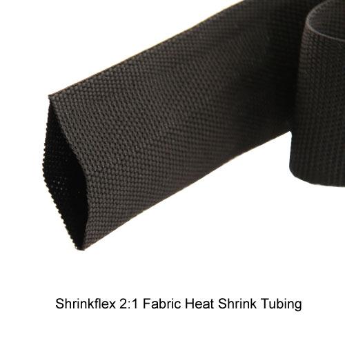 close up of Shrinkflex 2 to 1 Fabric Heat Shrink Tubing - icon