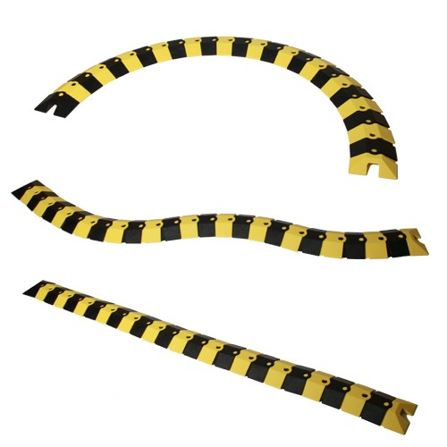 sidewinder cable protection system in various positions - icon