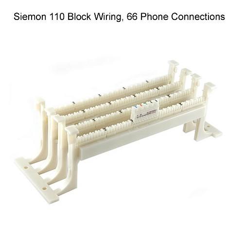 110 wiring block - icon