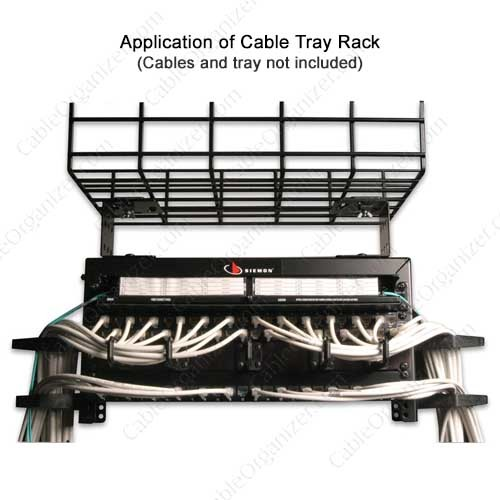Siemon Cable Tray Network Rack application - icon