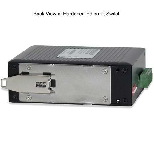 back view of Signamax Hardened Ethernet Switch - icon
