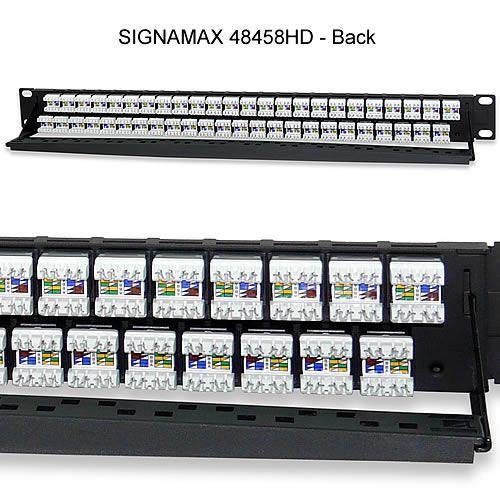 Signamax 48458HD patch panels - icon