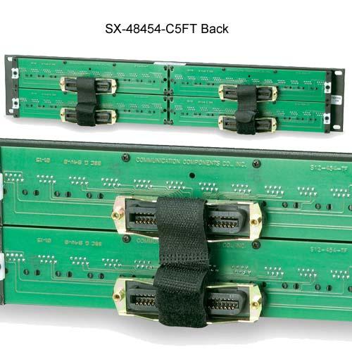 Signamax Modular Telco Patch Panel Back, SX-48454-C5FT - icon