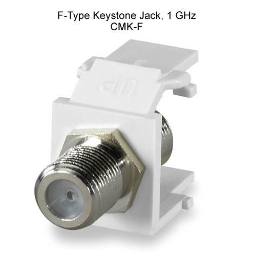 F type keystone jack - icon