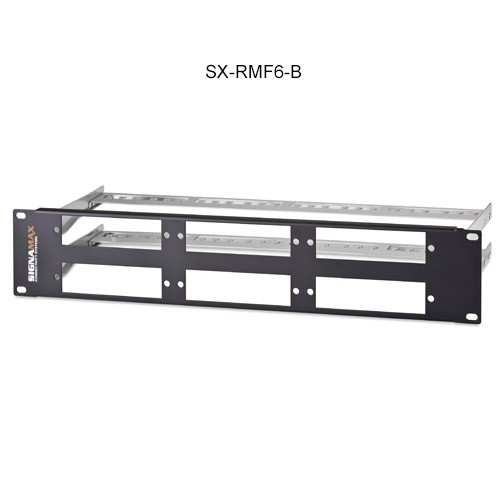 Signamax Rackmount Fiber Adapter Plate 2U Panel - icon