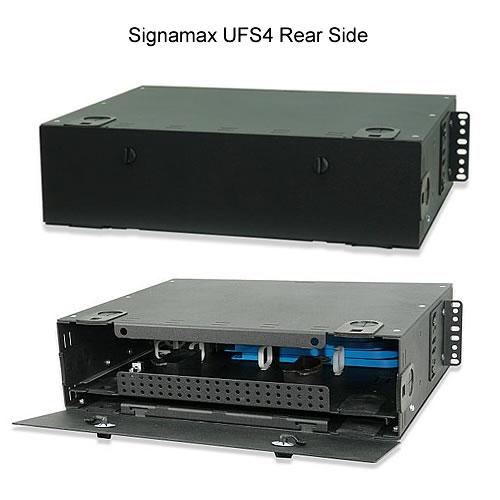 Signamax UFS4-B rear side - icon