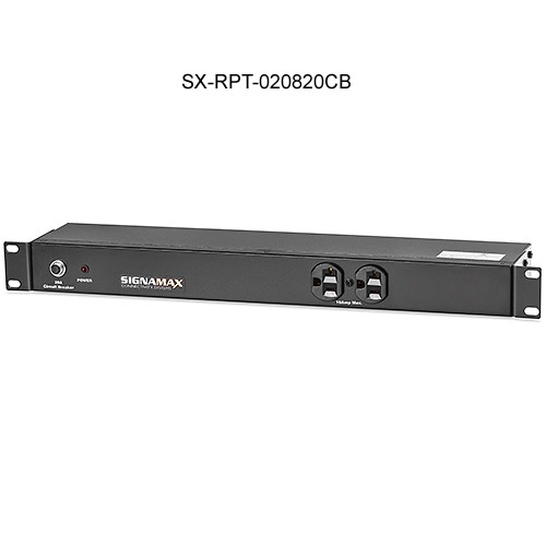 Signamax® Rackmount Power Distribution Units