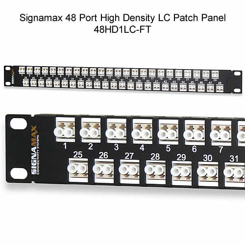48 Port High Density LC Patch Panel - icon