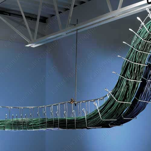 201 Series Double Snake Tray® Cable Tray