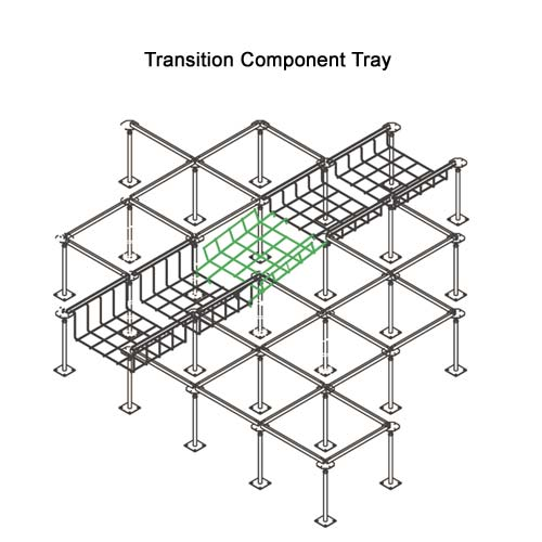 Snake Tray® Snake Canyon® Cable Trays CM-301-TR