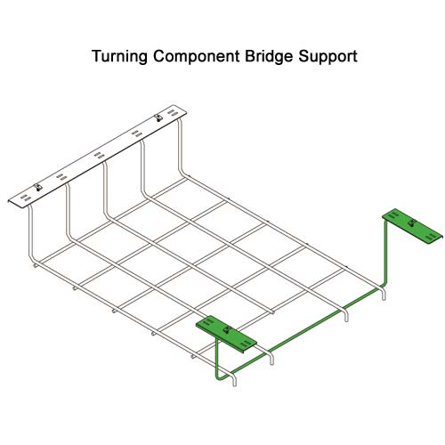 Snake Tray® Snake Canyon® Cable Trays CM-301-2-TCS-CAM