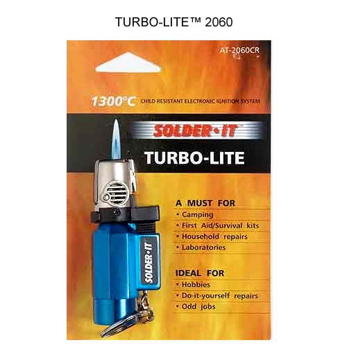 blue turbo-lite 2060 in packaging - icon