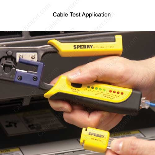 Sperry GMC3000 Cable Test Application - icon