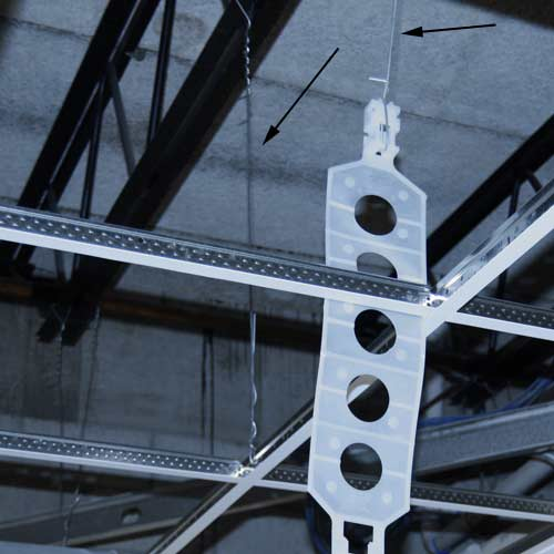 steel hanging wire application - icon