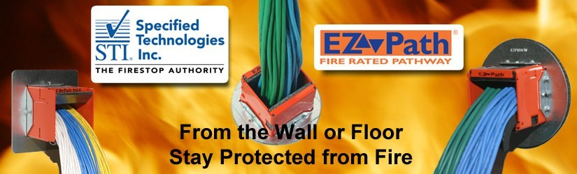 STI EZ-Path Fire-Rated Cableways