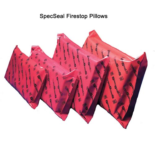 Specified Technology STI SpecSeal Firestop Pillows in various sizes - icon