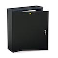 Kendall Howard V-Rack Wall mount Cabinets