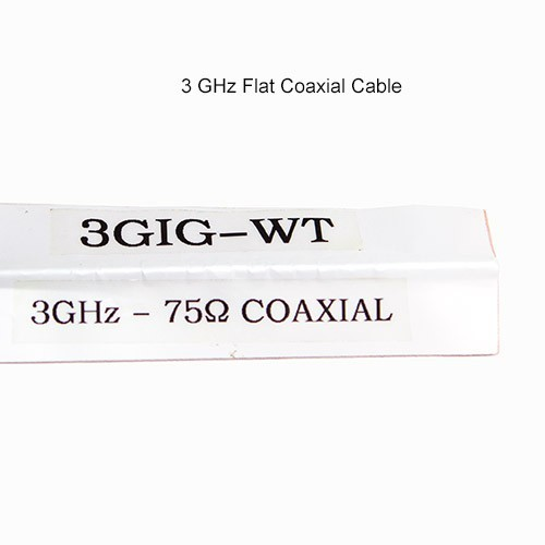 Taperwire 3 GHz Flat Coaxial Cable - icon