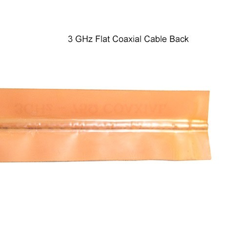 Taperwire 3 GHz Flat Coaxial Cable Back - icon