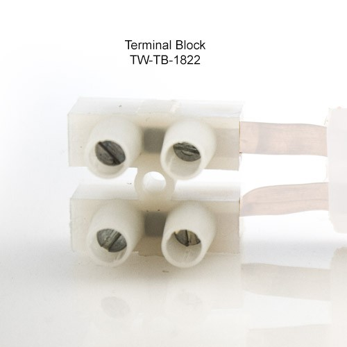 Taperwire Terminal Block