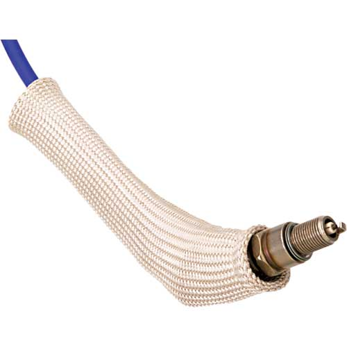 spark plug protected with Insultherm Spark plug insulator - icon