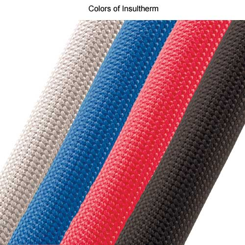 natural, blue, red, and black insultherm spark - icon