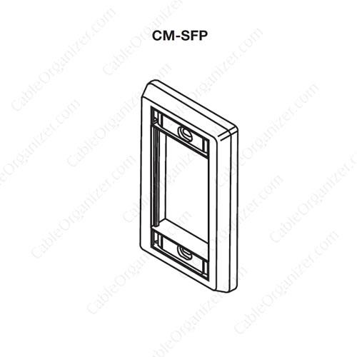 Wiremold Power Pole SRPP-CM-SFP