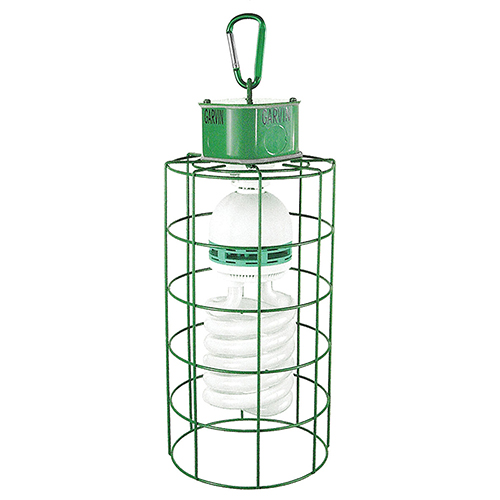 Temporary Work Light Fixtures with 105W Compact Fluorescent Lamp