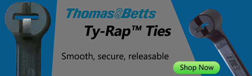 Thomas & Betts Ty-Rap ties