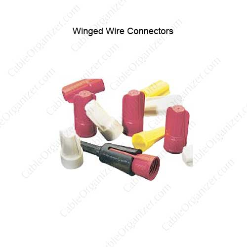 Thomas and Betts Electrical Wire Connectors winged - icon