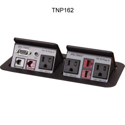 altinex tilt n plug power and data distribution unit model tnp162 open - ic