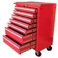 29 inch 7-drawer Metal Rolling Chest