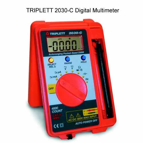 Triplett 2030-C Digital Multimeter  - icon