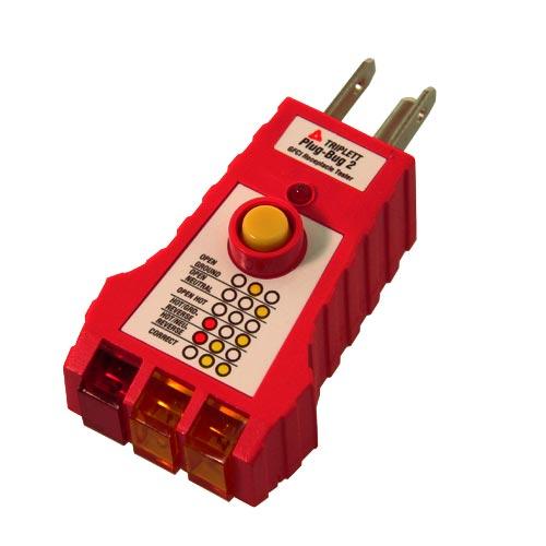 Triplett 9610 Plug-Bug 2 receptable tester - icon