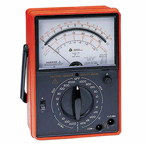Triplett Analog Tester - Model 60 - icon