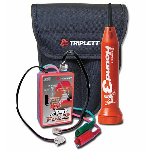 Triplett Fox2 and Hound3 Tone Generator kit