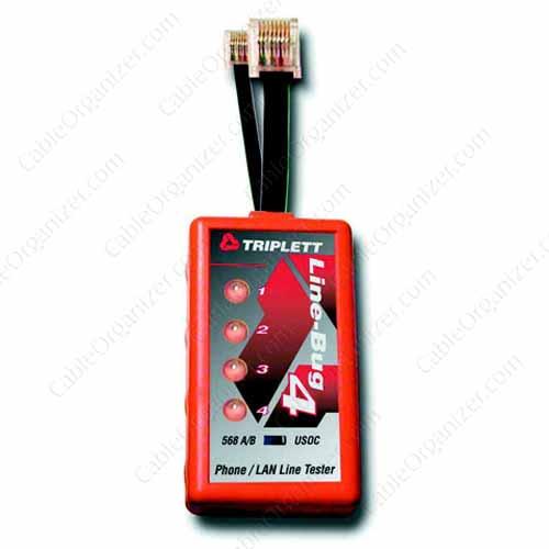 Triplett 9615 Line-Bug 4 Phone/LAN Tester - icon