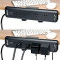 clamp on surge protector for desk
