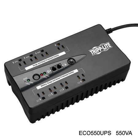 Tripp Lite Energy Savings ECO Series UPS System