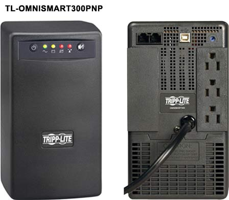 Tripp Lite Omni Smart UPS Systems
