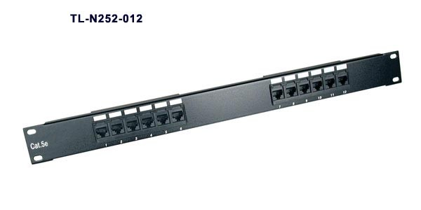 Tripp Lite SmartRack Premium Enclosure Accessory 12 port patch panel part n252-012 -icon