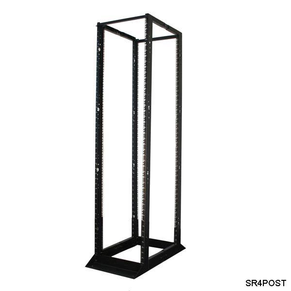 45RU 4-post rack
