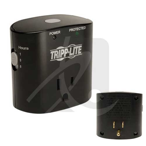 Tripp Lite PROTECT IT Surge Protector with Timer - icon