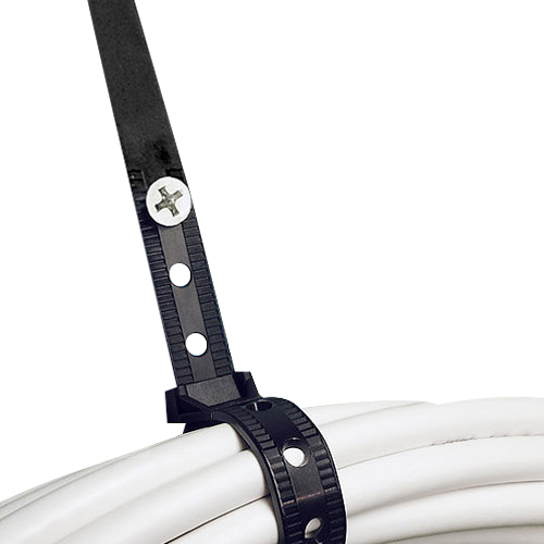 Universal Cable Tie Holding Cables