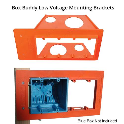 Box Buddy Mounting Bracket - icon